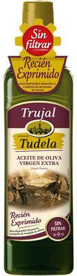 Aceite de oliva virgen extra recien exprimido sin filtrar botella 1 l - Produit