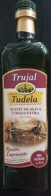 Aceite de Oliva VE Trujal Tudela - Produit - es