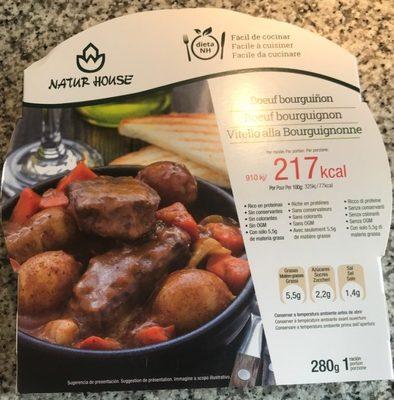 Bœuf Bourguignon et ses Pommes de Terre - Product - fr