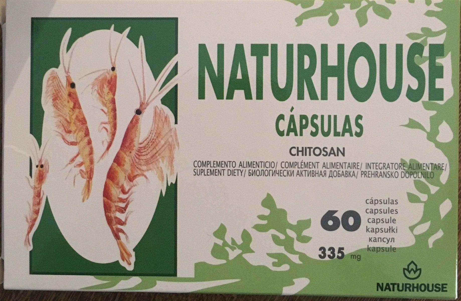 Capsulas naturhouse