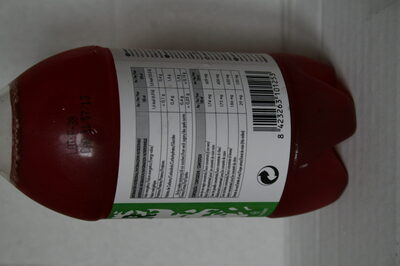 Fluicir Drink - Valori nutrizionali - fr