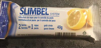 Kiluva Limon Bar Slimbel - Product - fr