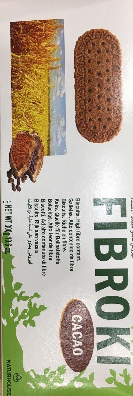 Fibroki Cacao - Producto - fr