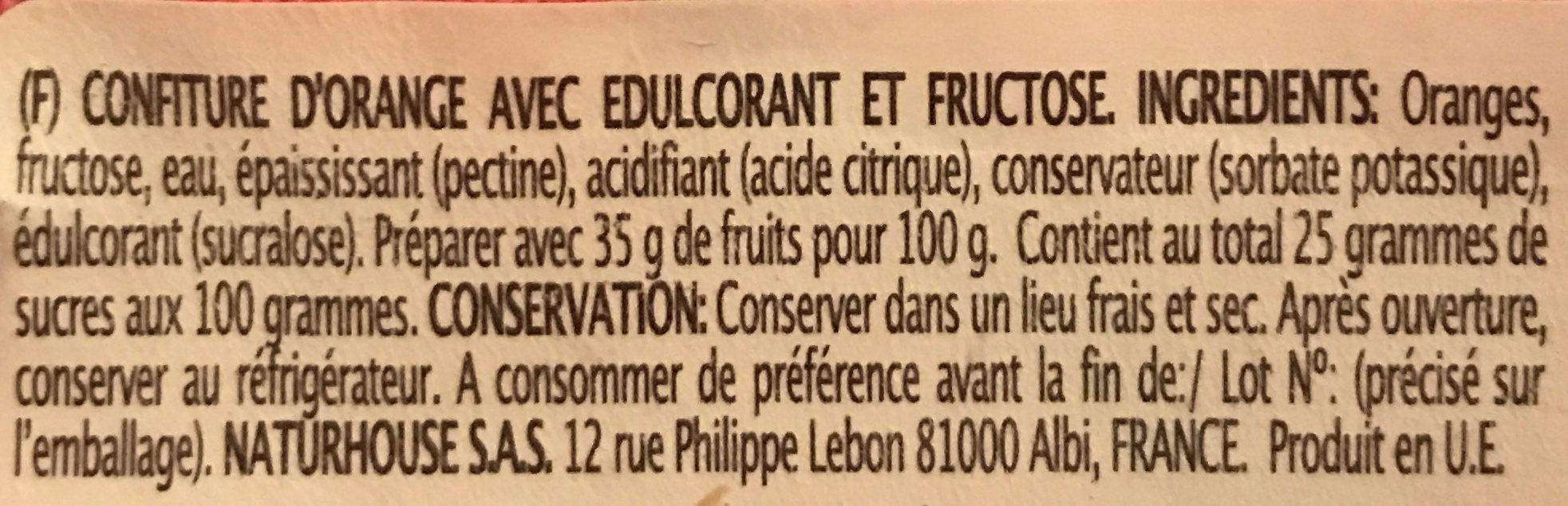 Dietesse-3 - Ingrediënten