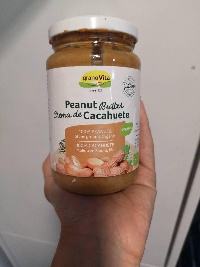 Peanut butter - Product - es