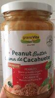 Peanut butter Crema de cacahuete - Product