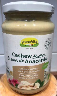 Cashew Butter - Crema de anacardo