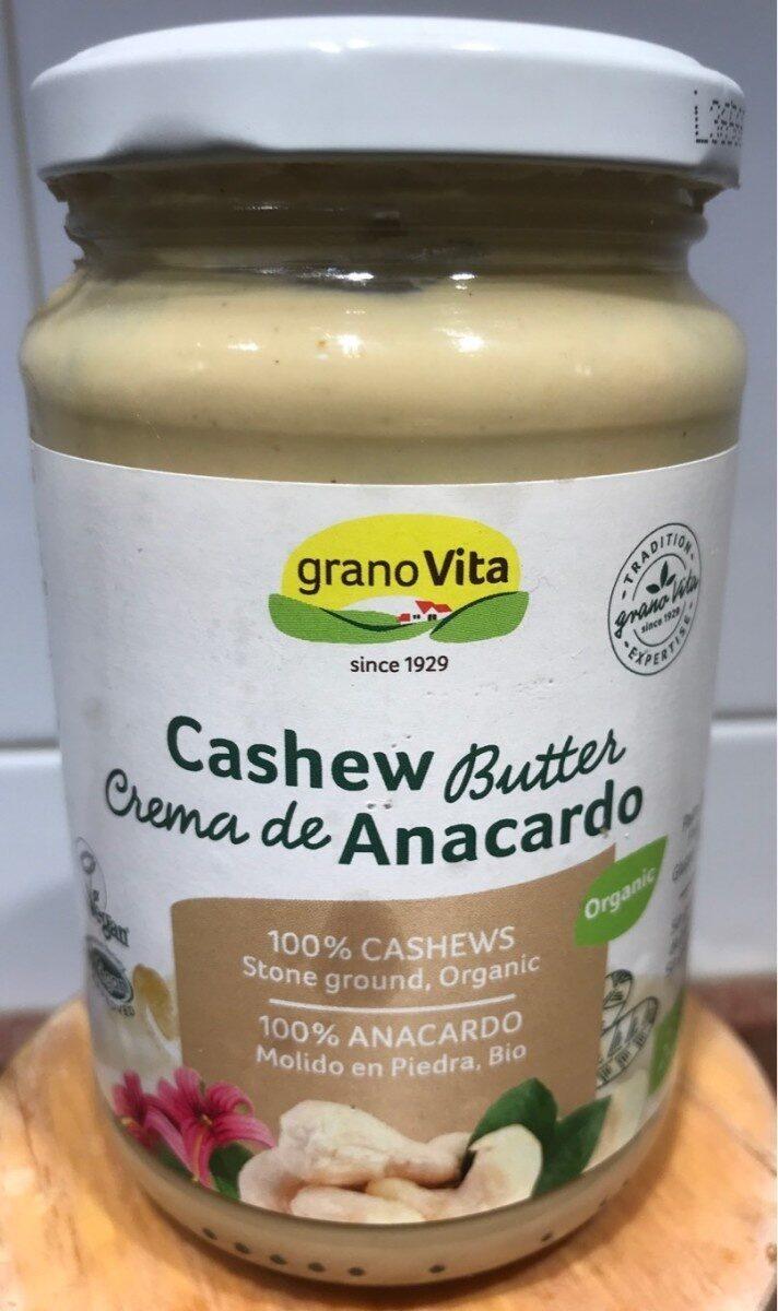 Crema de anacardo ecológica sin gluten y sin - Produit - es