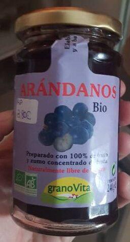 Mermelada De Arandanos Bio - Product