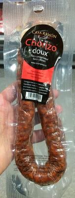 Chorizo doux - Produit