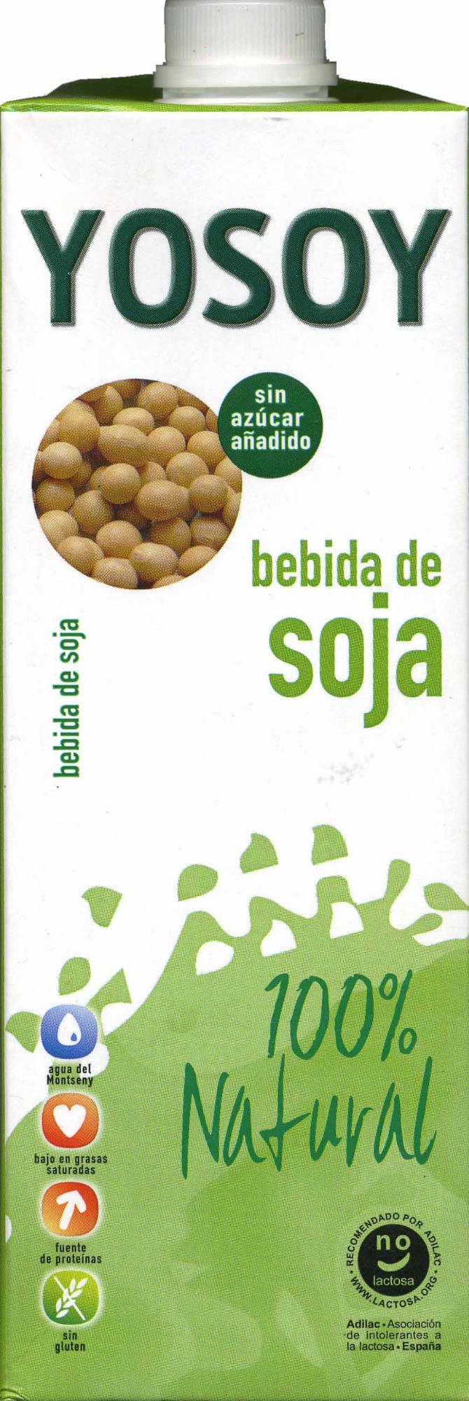 Bebida de soja - Product