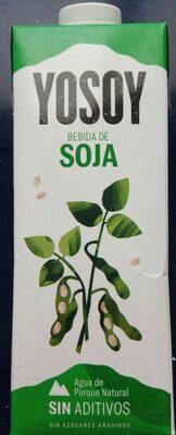 Bebida de soja - Producto - es