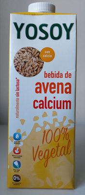Bebida de avena calcium - Producte - es