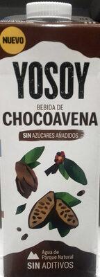 Bebida de Chocoavena sin azúcares añadidos - Producte
