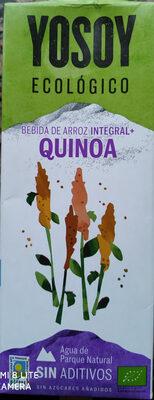 Quinoa+riz - Producto