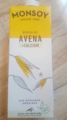 Bebida de avena +calcium - Producte - ca