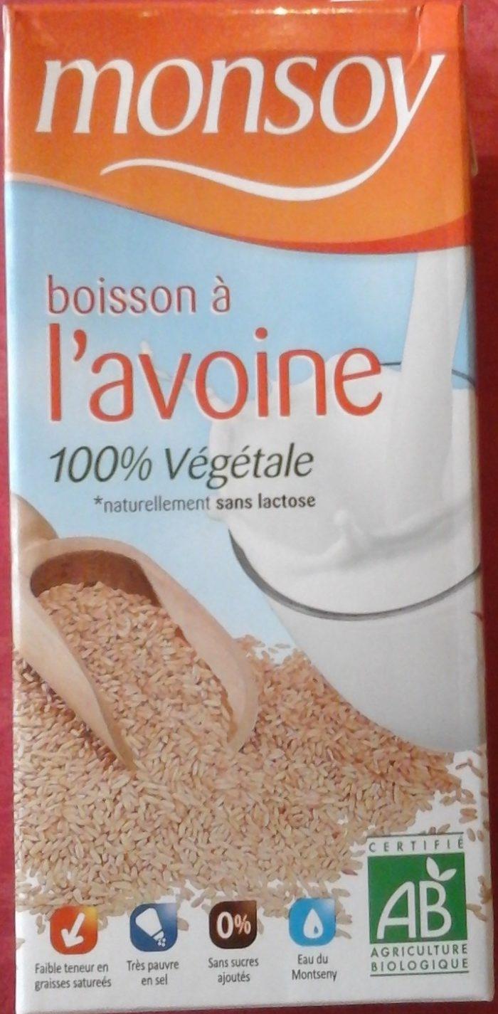 Boisson à l'Avoine - Product
