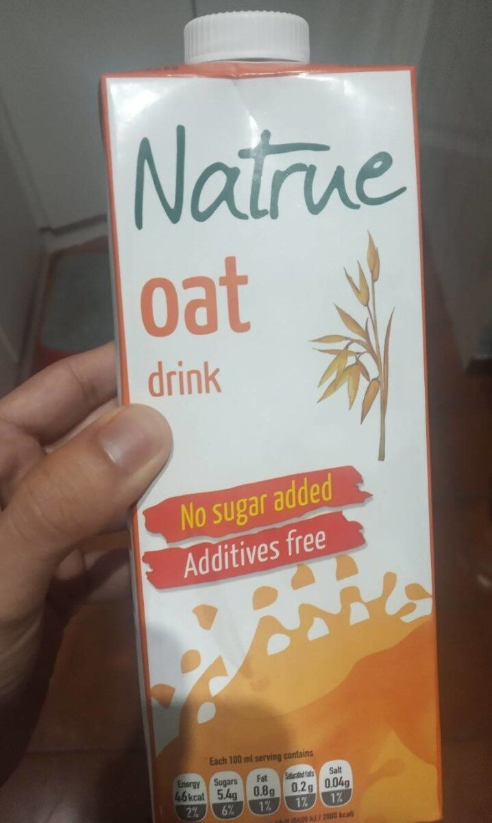 Oat drink - Product - cs