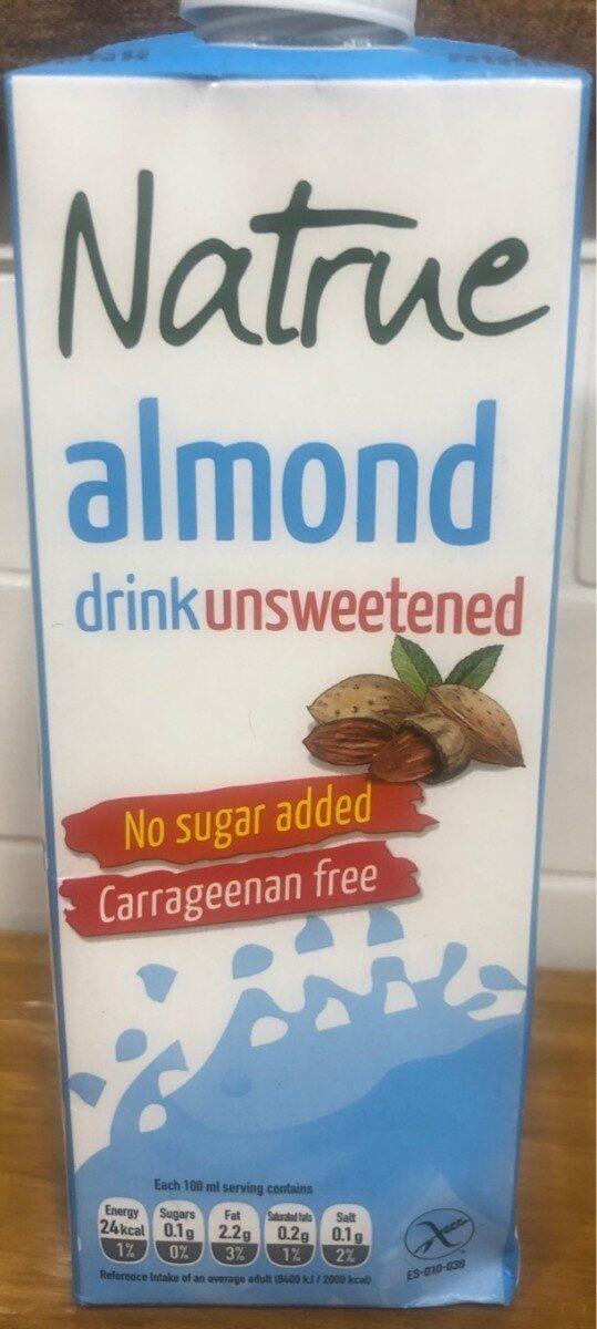 Natrue almond - Producto - es