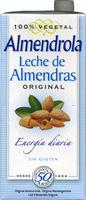 Leche De Almendras - Producto