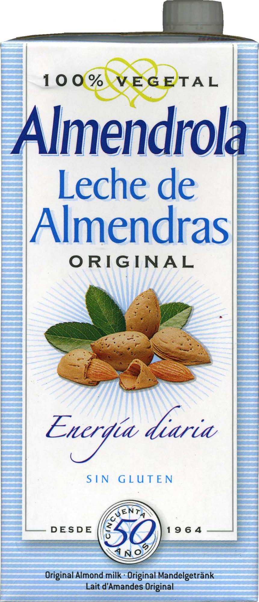 Leche De Almendras - Produit
