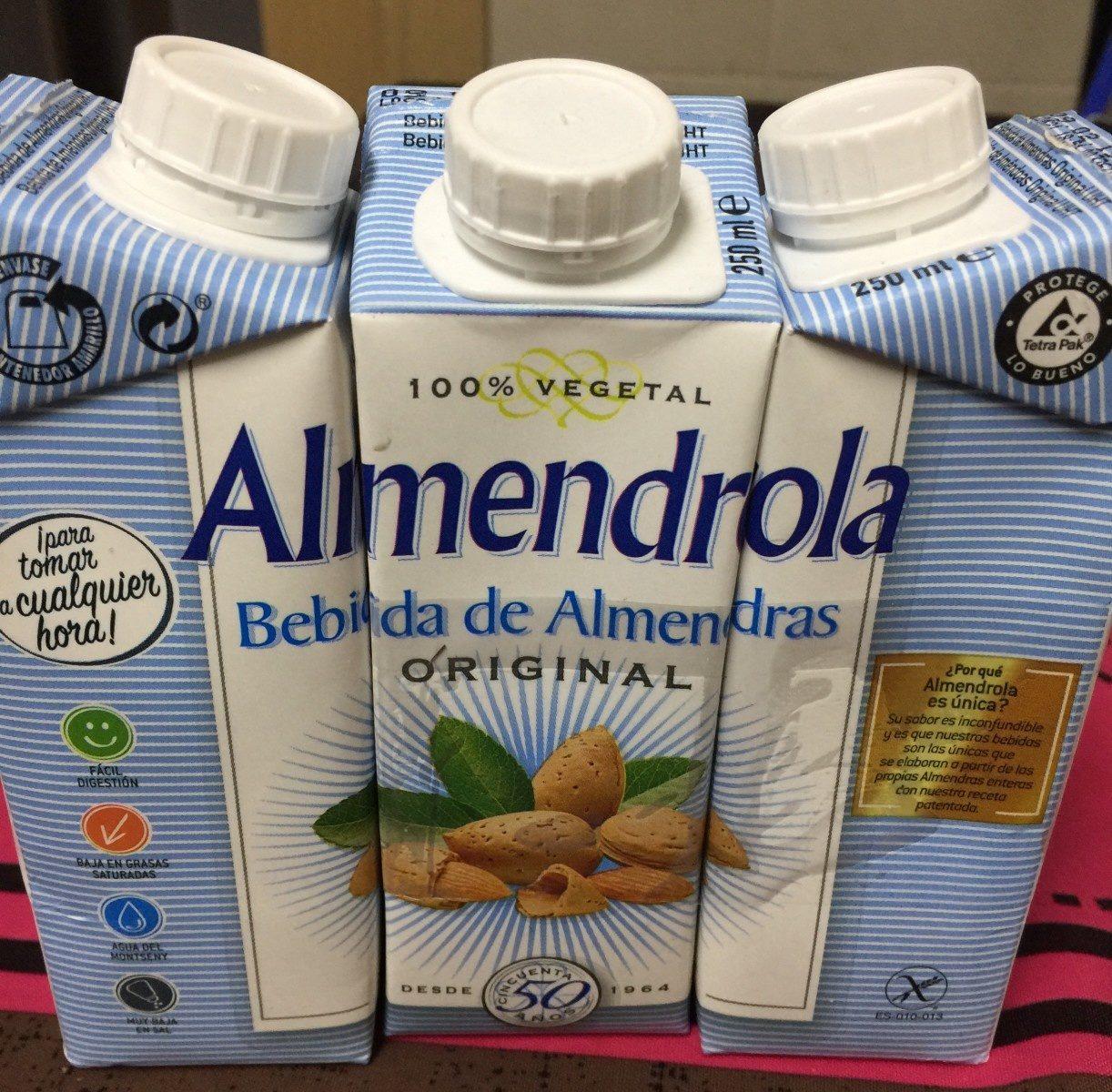 Bebida almendras - Product - fr