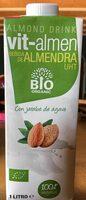 Bebida de Almendra / Almond drink - Produit - fr