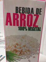 Bebida De Arroz - Product