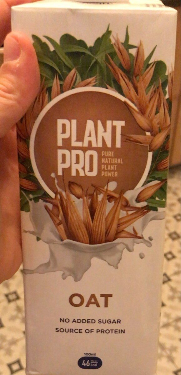 Oat Milk - Produit - hu