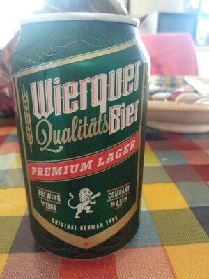Wierquer Qualitas Bier