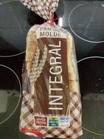 Pan de molde integral - Product - es