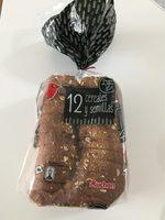 12 cereales y semillas - Producto