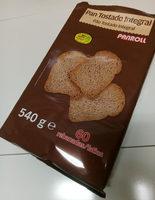 Pão Tostado Integral - Product