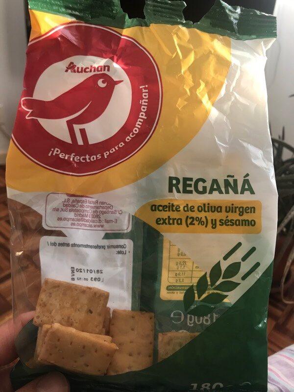 Regaña Auchan - Producto - es