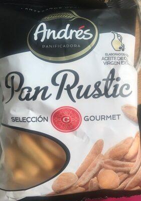 Pan Rustic Andrés