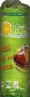 Tortitas de arroz con manzana - Produit - es