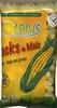 "Aperitivo de maíz ecológico ""Solrius"" - Producte"