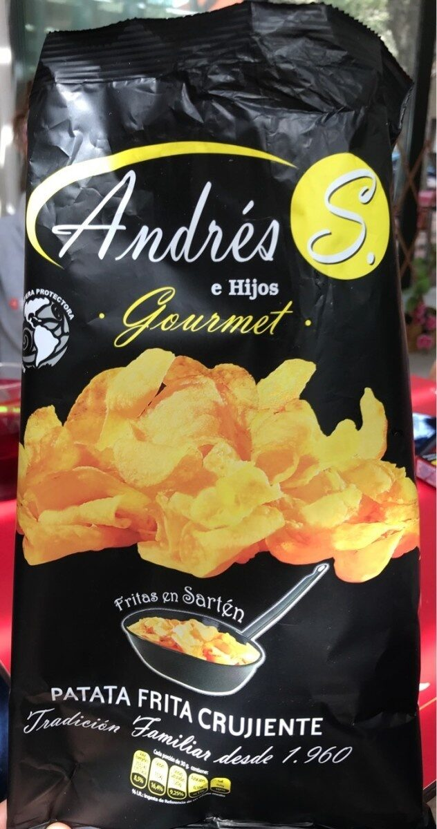 Patatas fritas - Produkt - es