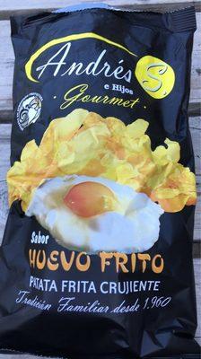 Chips saveur Œuf au plat - Producto