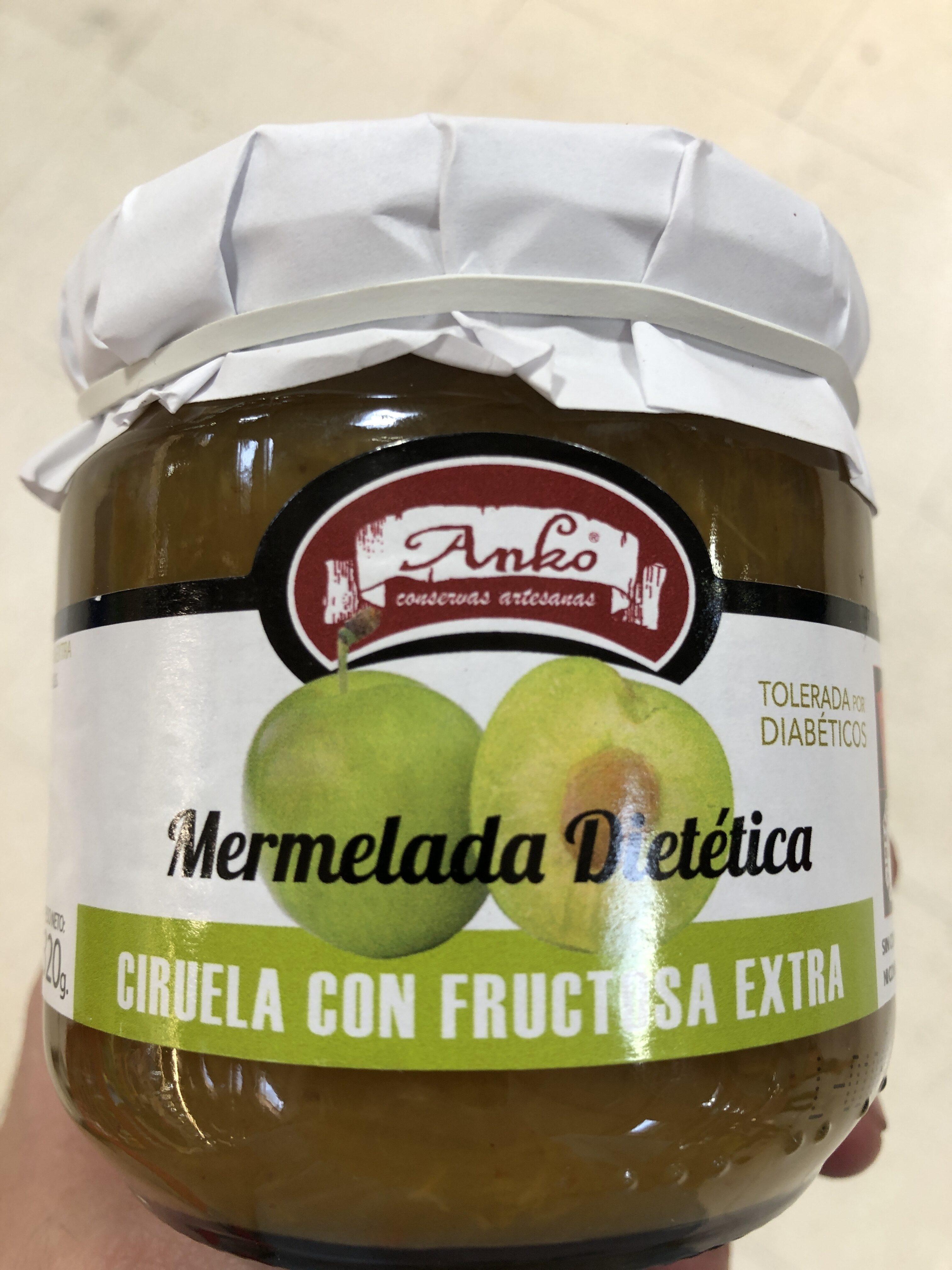 Mermelada dietetica ciruela - Producto