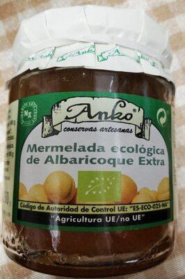 Mermelada ecológica de Albaricoque extra - Product - es