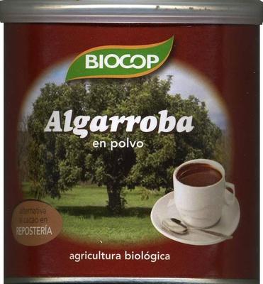 Algarroba en polvo - Produit - es