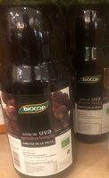 Zumo de uva agricultura ecológica - Product - es