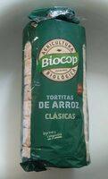 Tortitas de arroz clásicas - Producto