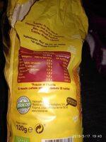 Tortitas de Maíz Clásicas - Ingredients