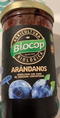 Compota de Arandanos - Product