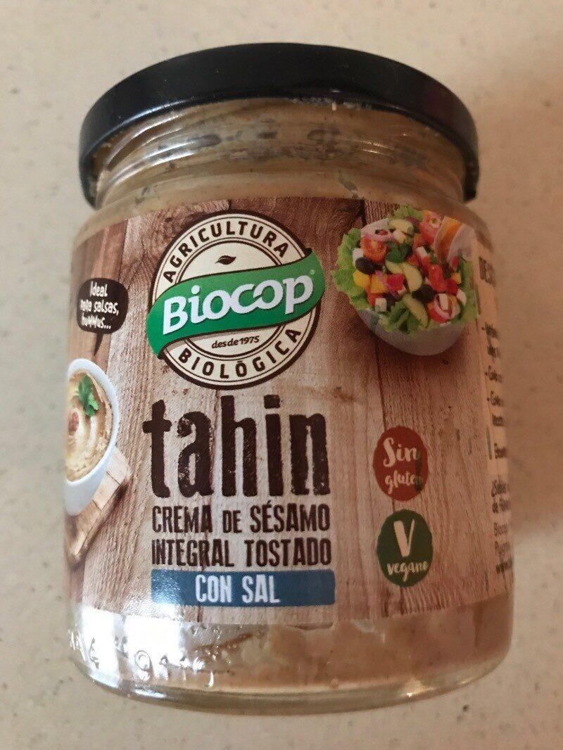 Tahin con sal - Producto - es