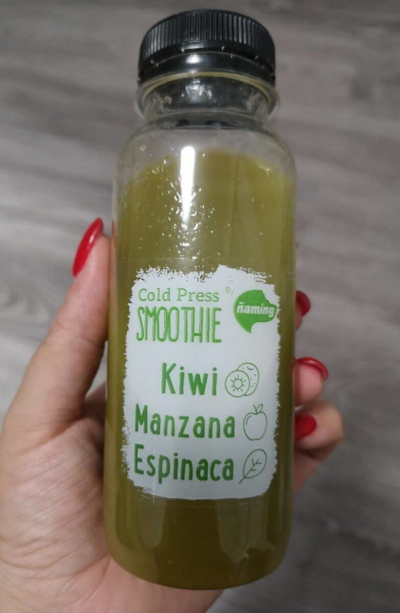 Ñaming smoothie kiwi manzana espinaca - Producte