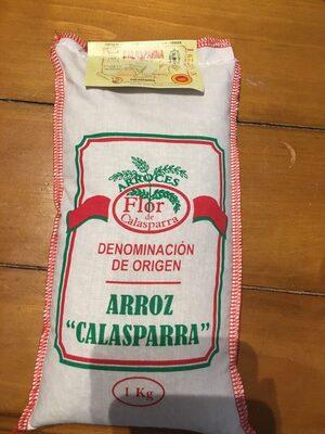Arroz D.O. Calasparra saco 1 kg - Produit