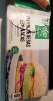 Hamburguesas vegetales de espinacas - Producto